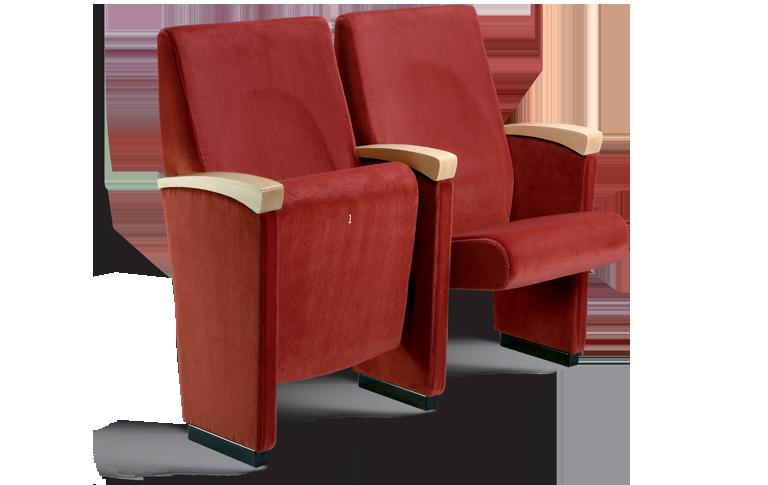 Arredamento e poltrone per sale teatri cinema caloi for Poltrone teatro