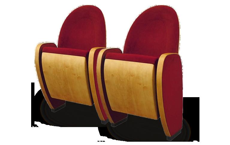 Poltrone da teatro vendita vintage design modernariato for Vendita poltrone