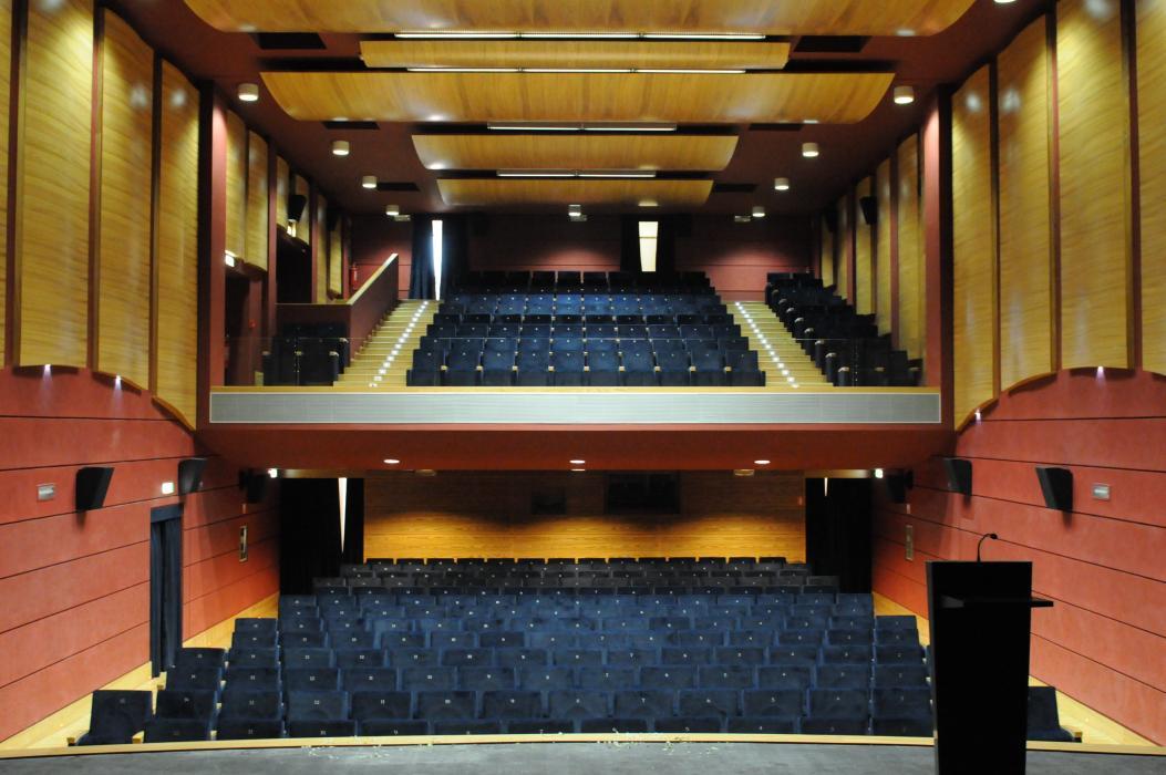 Gonzaga t for Poltrone teatro