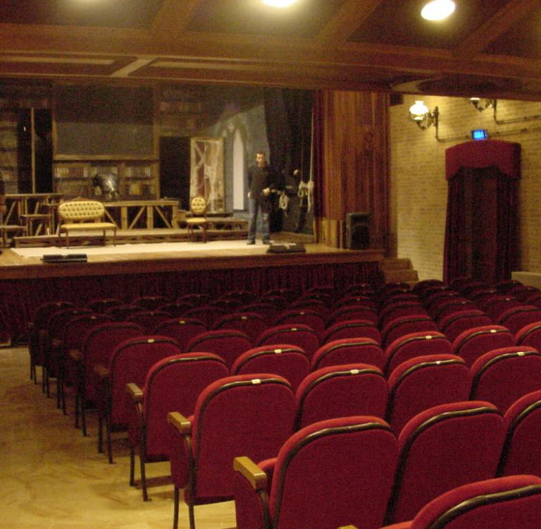 Liberty for Poltrone teatro