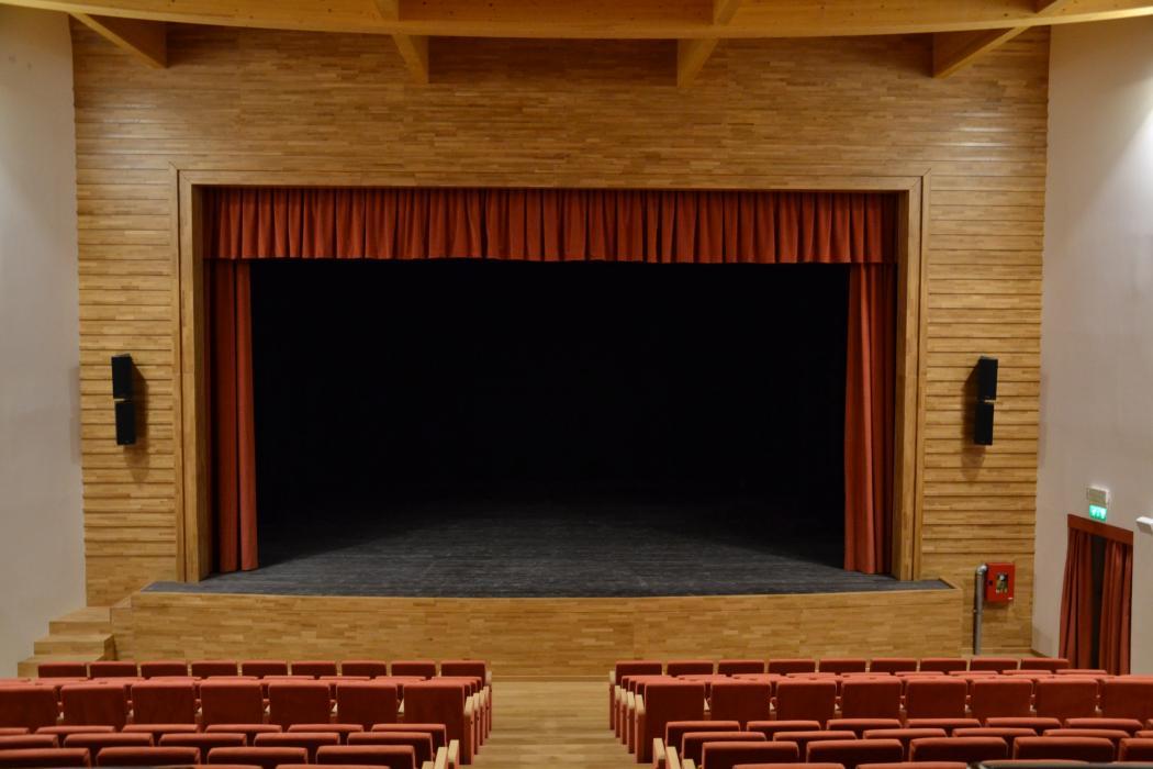 Giada asc for Poltrone teatro